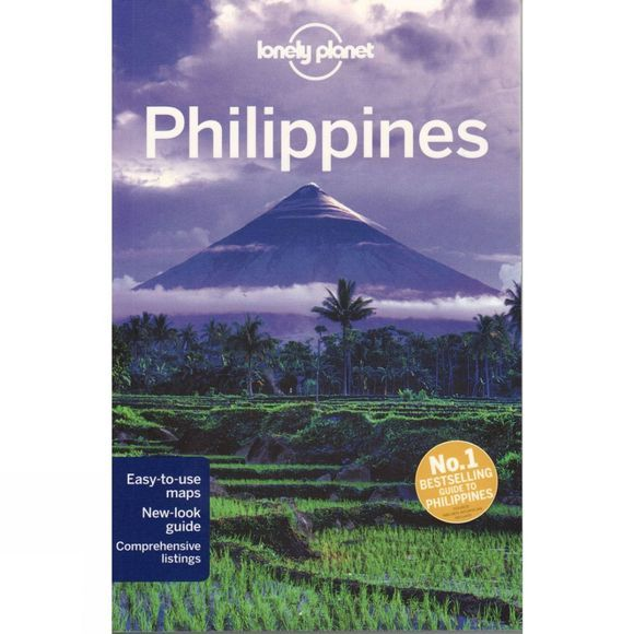 Lonely Planet Philippines No Colour
