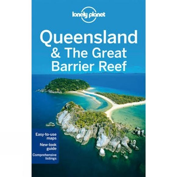 Lonely Planet Queensland and the Great Barrier Reef No Colour