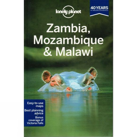 Lonely Planet Zambia, Mozambique and Malawi No Colour