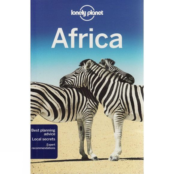 Lonely Planet Africa No Colour