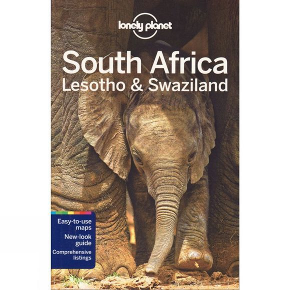 Lonely Planet South Africa: Lesotho and Swaziland No Colour