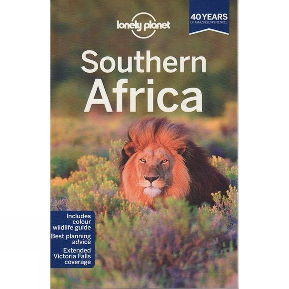 Lonely Planet Southern Africa No Colour