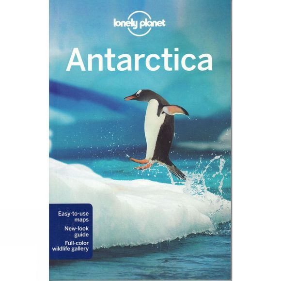 Lonely Planet Antarctica No Colour