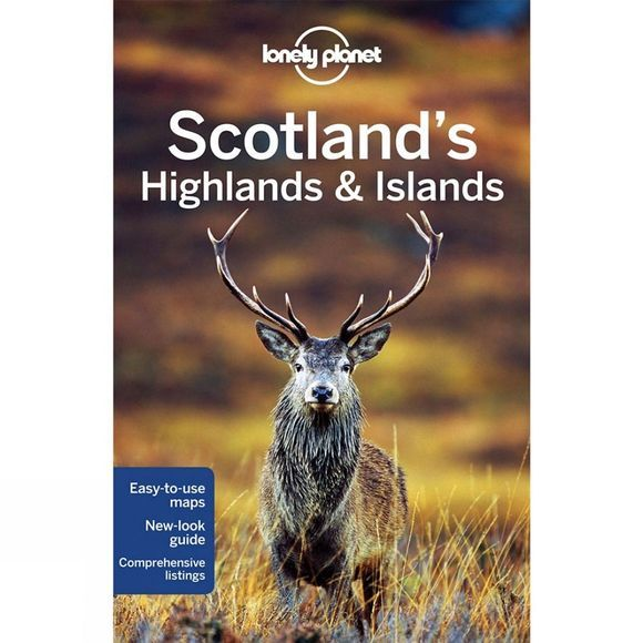 Lonely Planet Scotland's Highlands and Islands 3rd Edition, February 2015
