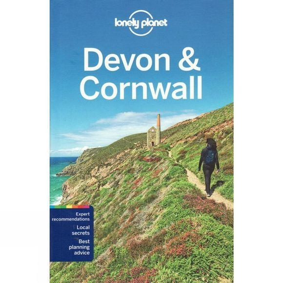 Lonely Planet Devon and Cornwall No Colour