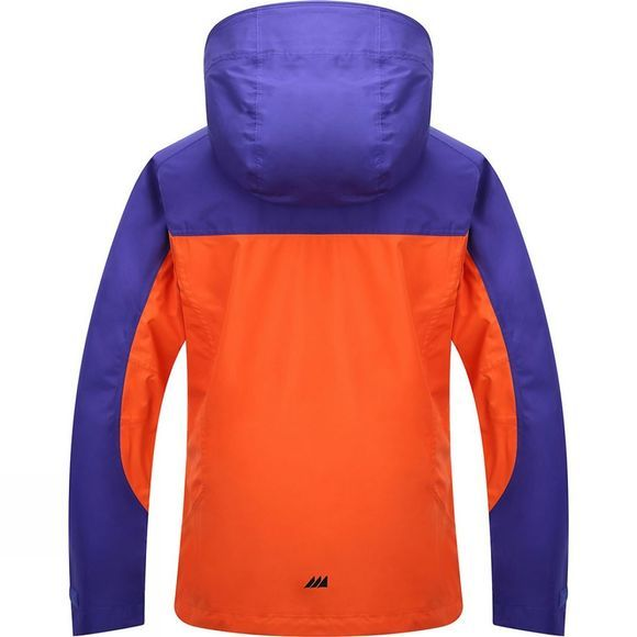 Skogstad Boys Saebo Jacket Age 14+ Blazing Orange
