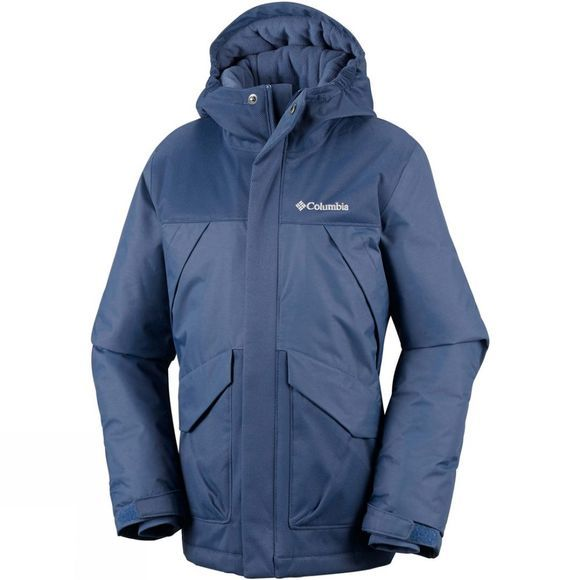 Columbia Boys Swiss Mister Jacket Dark Mountain