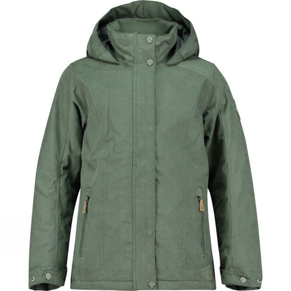 Ayacucho ABCSN2NUUNI Junior Coat Moss