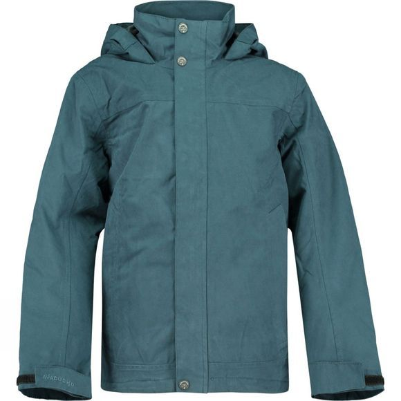 Ayacucho ABCSN2INUK Junior Coat Navy