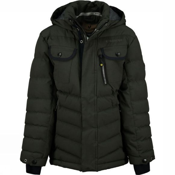 Ayacucho Kids Tapio Junior Coat Moss
