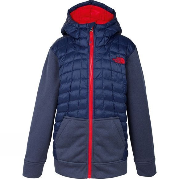 The North Face Boys Thermoball Canyonlands Hoodie Cosmic Blue