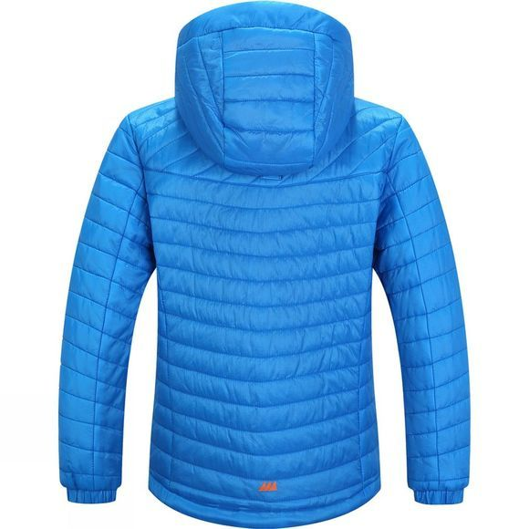 Skogstad Boys Hylla Jacket Bright Cyan