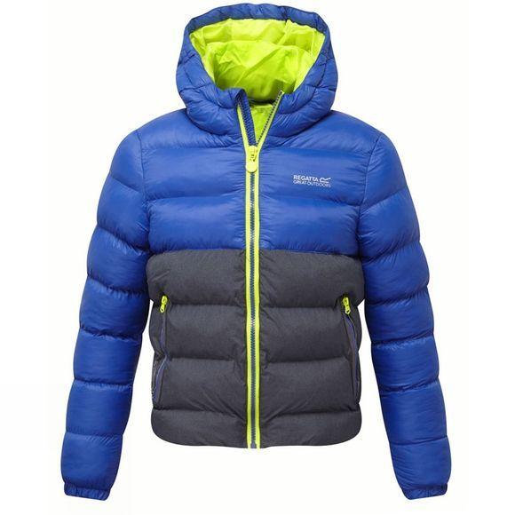 Regatta Kids Lofthouse Jacket Surfspray/Iron
