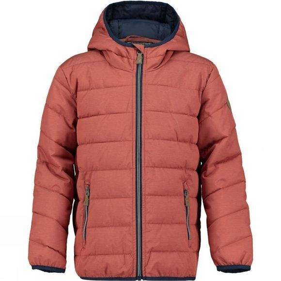Ayacucho Kids Blainville Junior Insulated Jacket Rust Red