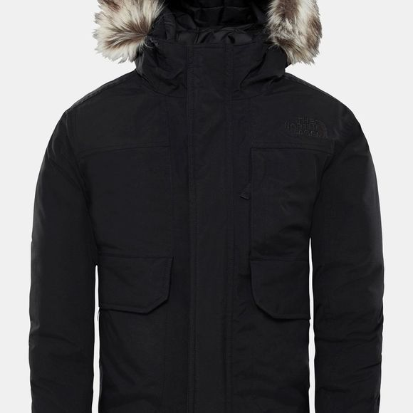 The North Face Bos Gotham Down Jacket TNF Black/TNF Black