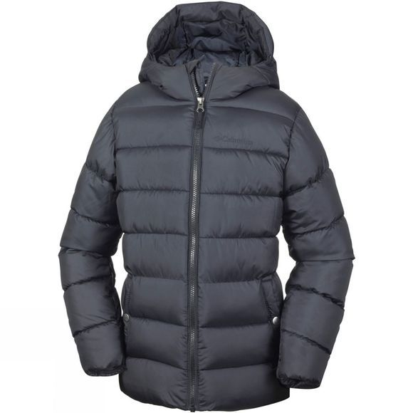 Columbia Boys Big Puff Jacket Black