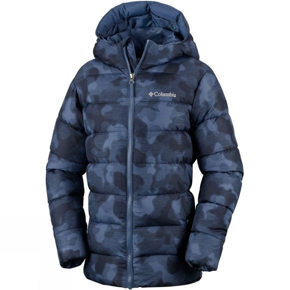Boys Big Puff Jacket