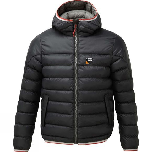 Sprayway Kids Jensen Jacket Black