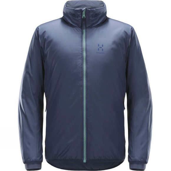 Haglofs Junior Barrier Jacket Blue Ink