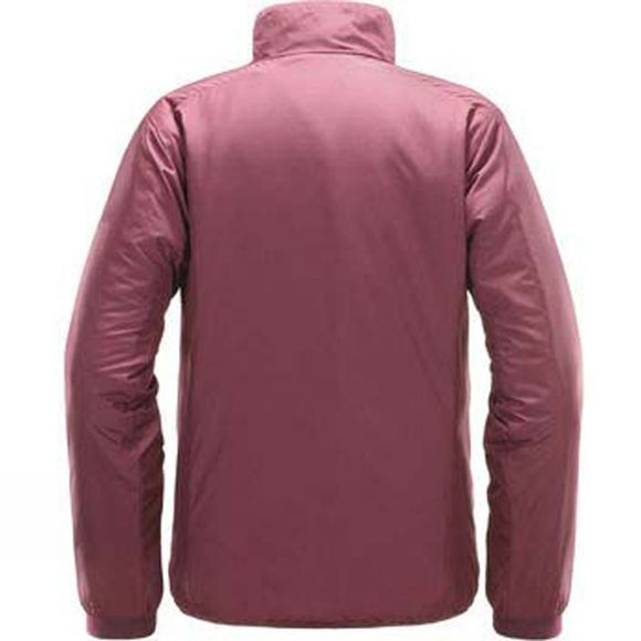 Haglofs Junior Barrier Jacket Aubergine