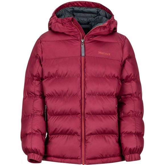 Marmot Boys Cirque Featherless Jacket Madder Red