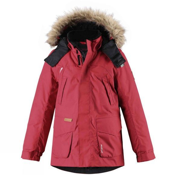 Reima Children's Serkku Down Jacket Red