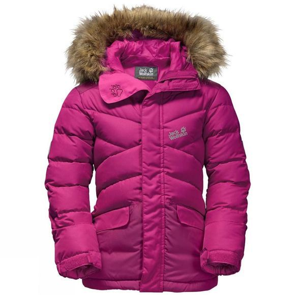 Kids Icefjord Jacket Age 14+