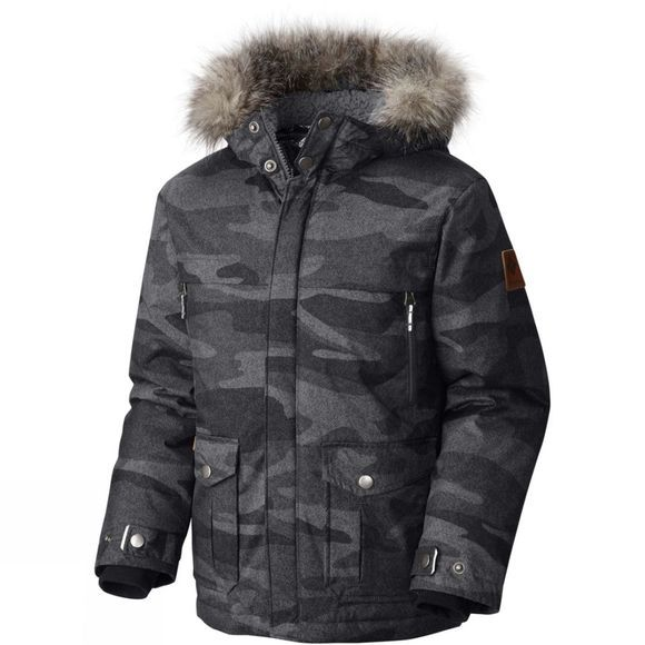 Boys Barlow Pass 600 TurboDown Jacket Age 14+