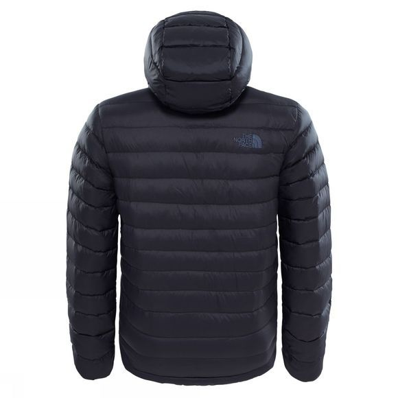 The North Face Kids Aconcagua Down Hoodie TNF Black