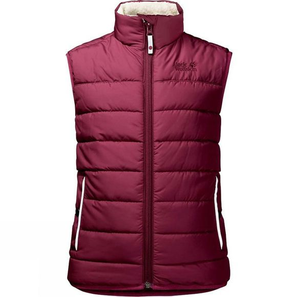 Kids Black Bear Insulated Vest 14+