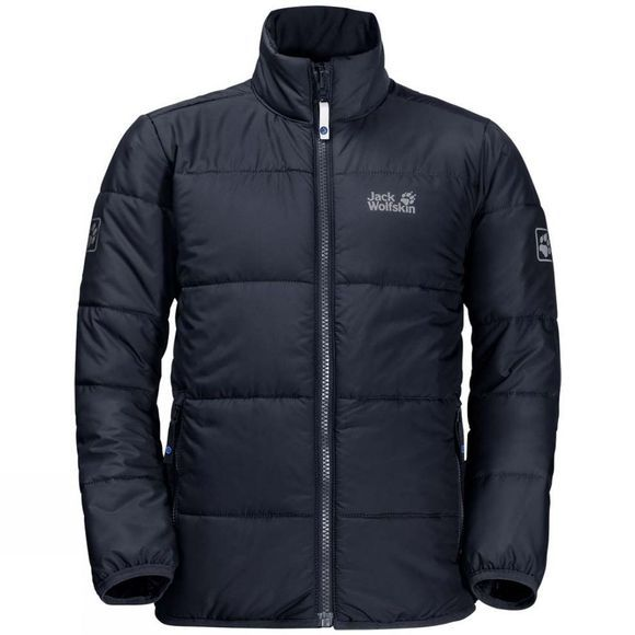 Jack Wolfskin  Boys Kokkola Jacket 14+Y Night Blue