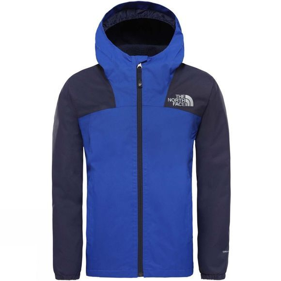 The North Face Boys Warm Storm Jacket 14+ Tnf Blue