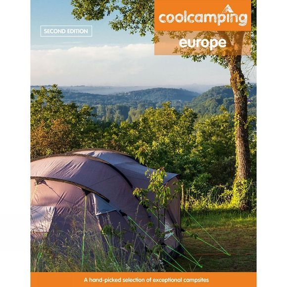 Punk Publishing Cool Camping Europe 2nd Edition