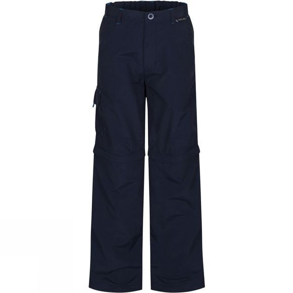 Kids Sorcer Zip-Off Trousers Age 14+