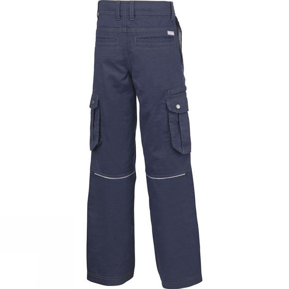 Columbia Youths Pine Butte Cargo Pants Age 14+ India Ink / Black