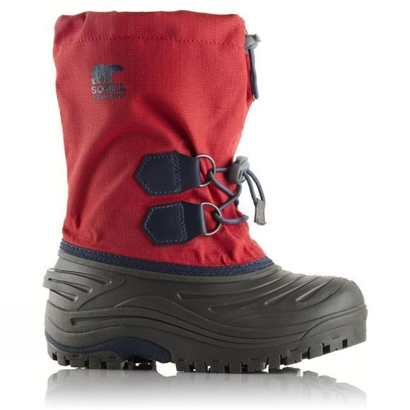 Sorel Super Trooper Boot Juicy/Nocturnal