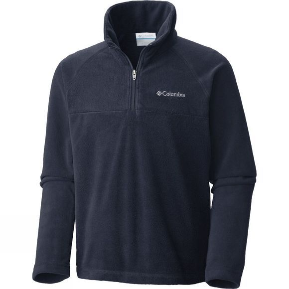 Columbia Boys Glacial Half Zip Fleece Collegiate Navy