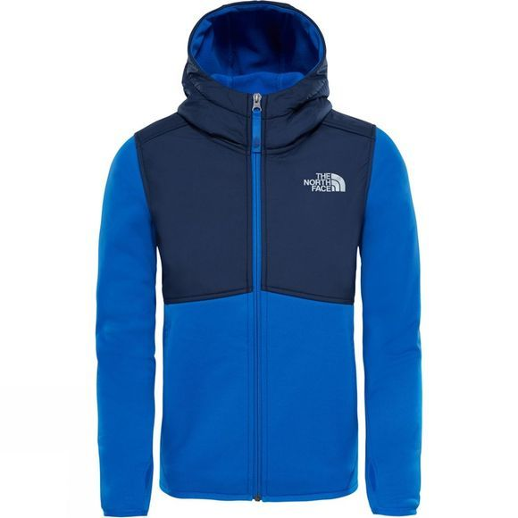 The North Face Boys Kickin It Hoodie Turkish Sea