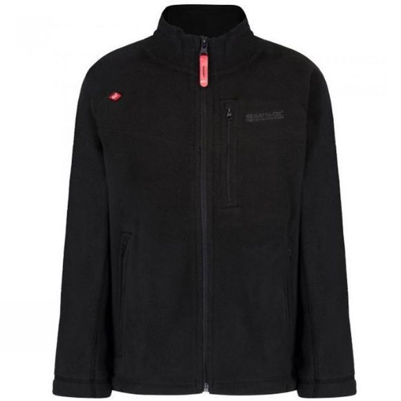 Regatta Kids Marlin V Fleece Black