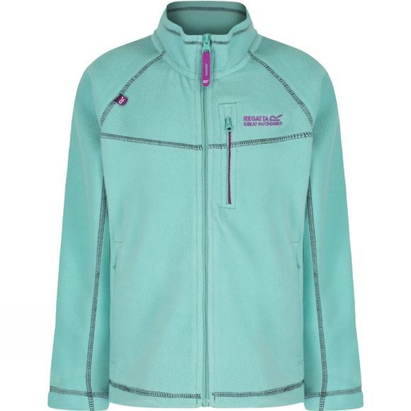 Regatta Kids Marlin V Fleece Pale Jade