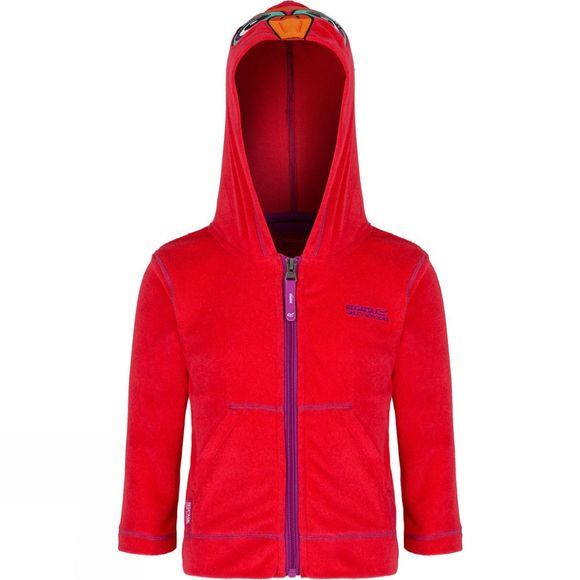 Kids Kiddo II Hooded Fleece