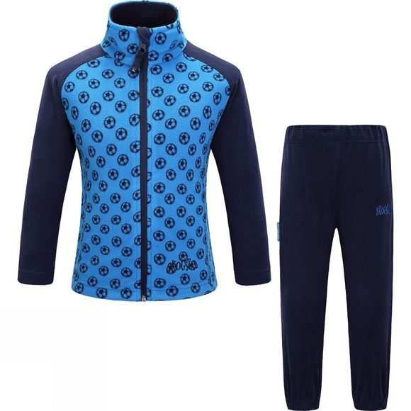 Boys Trone Microfleece Set