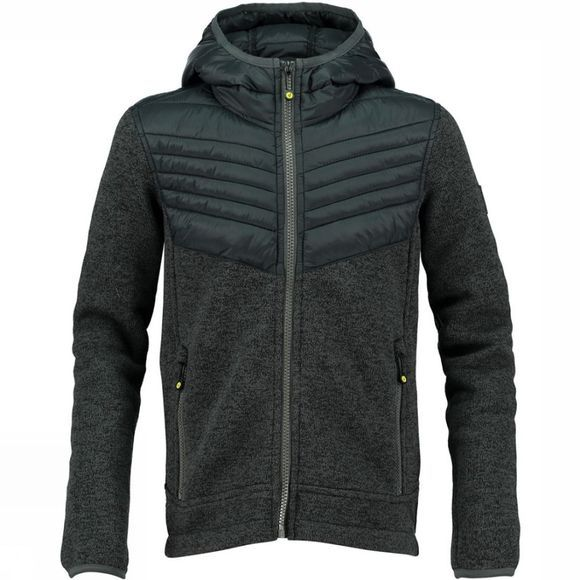 Ayacucho Kids Canmore Junior Fleece Anthracite