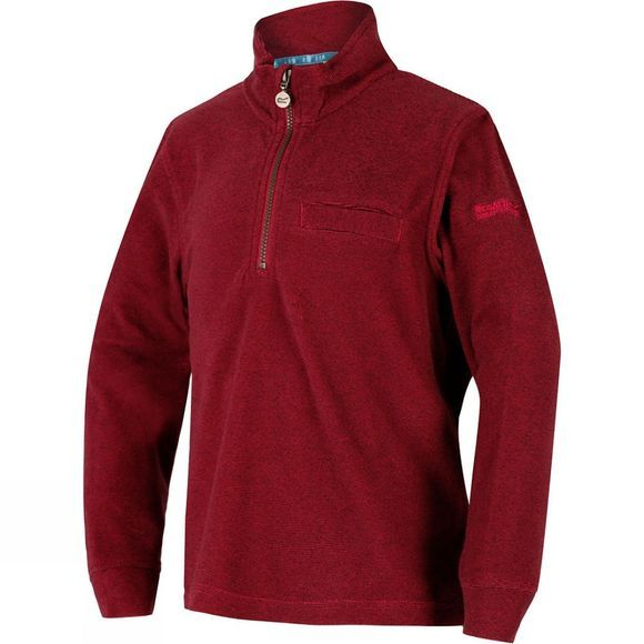 Regatta Boys Oaklands Fleece Bright Blush