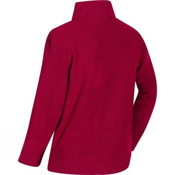 Regatta Boys Matterdale Fleece Dark Cerise