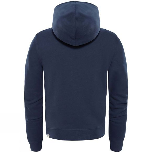 The North Face Drew Peak Pullover Hoodie Age 14+ Cosmic Blue/High Rise Gr
