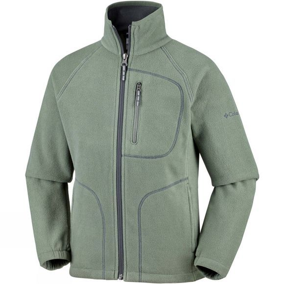 Columbia Kids Fast Trek II Full Zip Cypress
