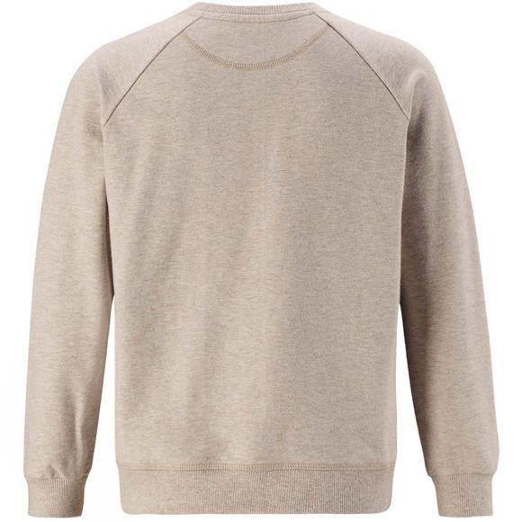 Reima Boys Vaasa Crew Sweatshirt Oatmeal Heather
