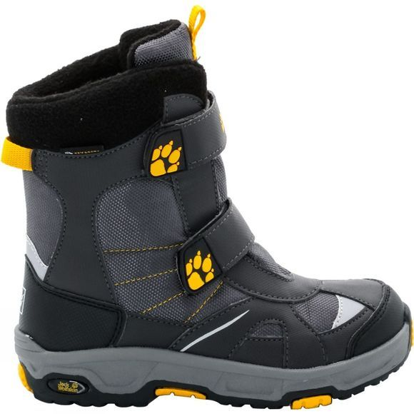 Jack Wolfskin Boys Polar Bear Texapore Boot Burly Yellow Xt