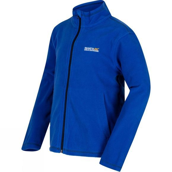 Regatta Youths King II Fleece Age 14+ Surf Spray/Navy